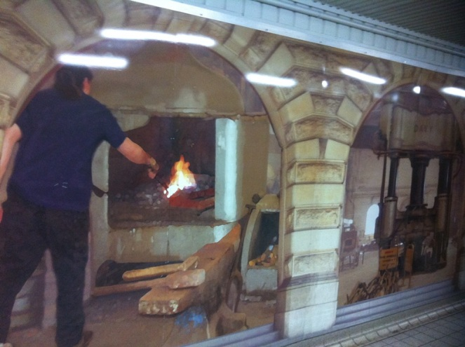 CityRail: we used to do cool stuff with big machines and fire.